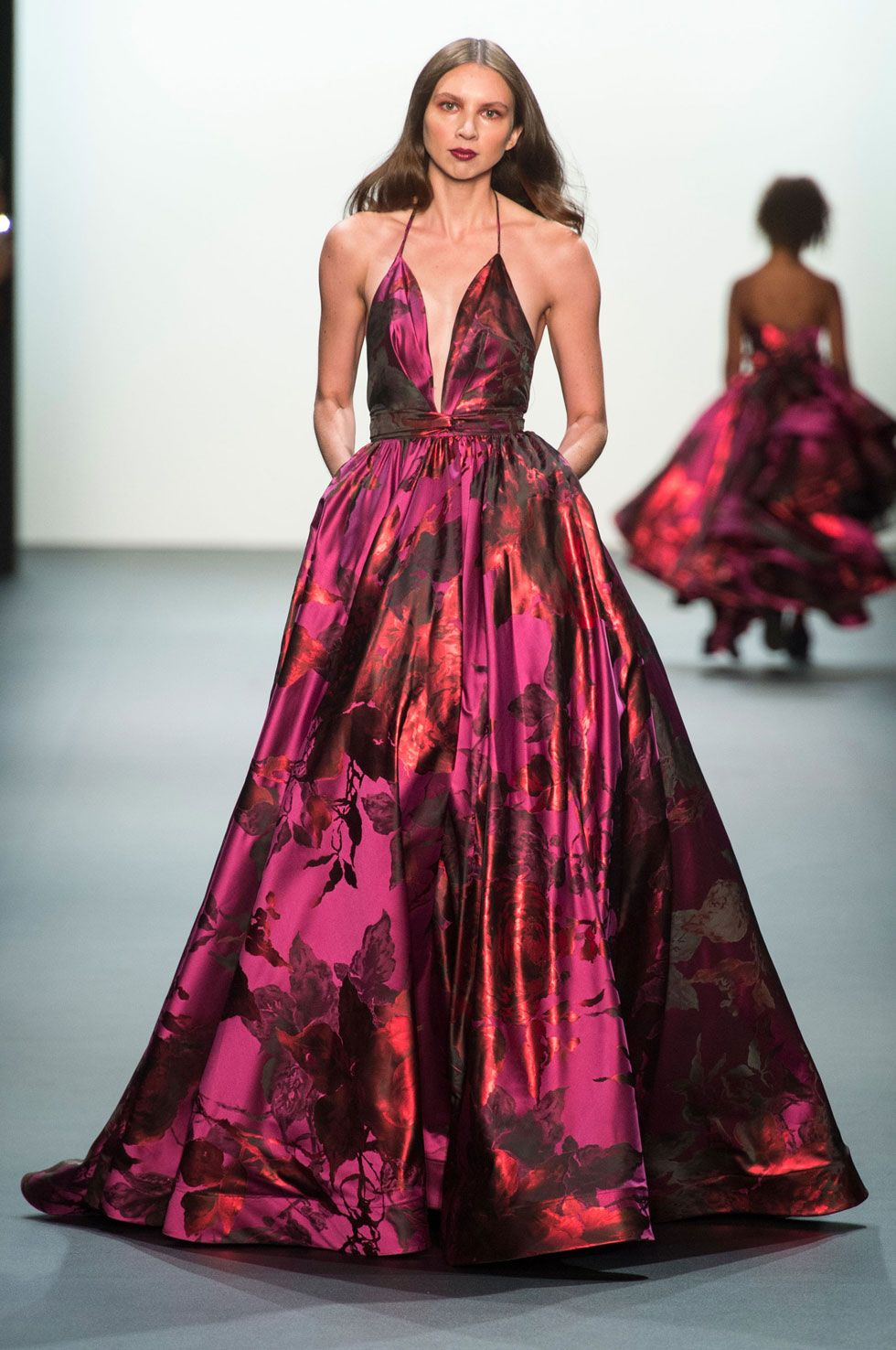 All the Looks From Michael Costello Spring 2017