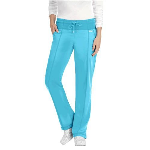 fe4a095fea6 Grey's Anatomy Active Yoga Waistband Pant. You will enjoy the comfort of  these cute, yoga inspired scrub bottoms. Sizes: XXS-3XL.