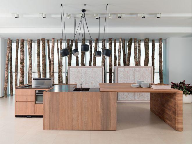 Une cuisine contemporaine modulable Inspiration Pinterest