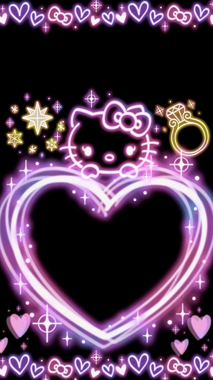 Beautiful Wallpaper Hello Kitty Neon - 786d5d8d7b8f01c36350ef60b3ae5184  Picture_464579.jpg