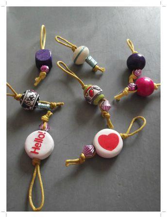 Marqueurs colorés à glisser sur mes aiguilles à tricoter !!!