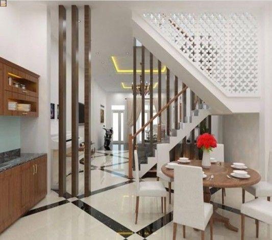 33 Staircase Designs Enriching Modern Interiors With: Vách Ngăn Cầu Thang Giật Cấp Trong đại đa Số Những Ngôi