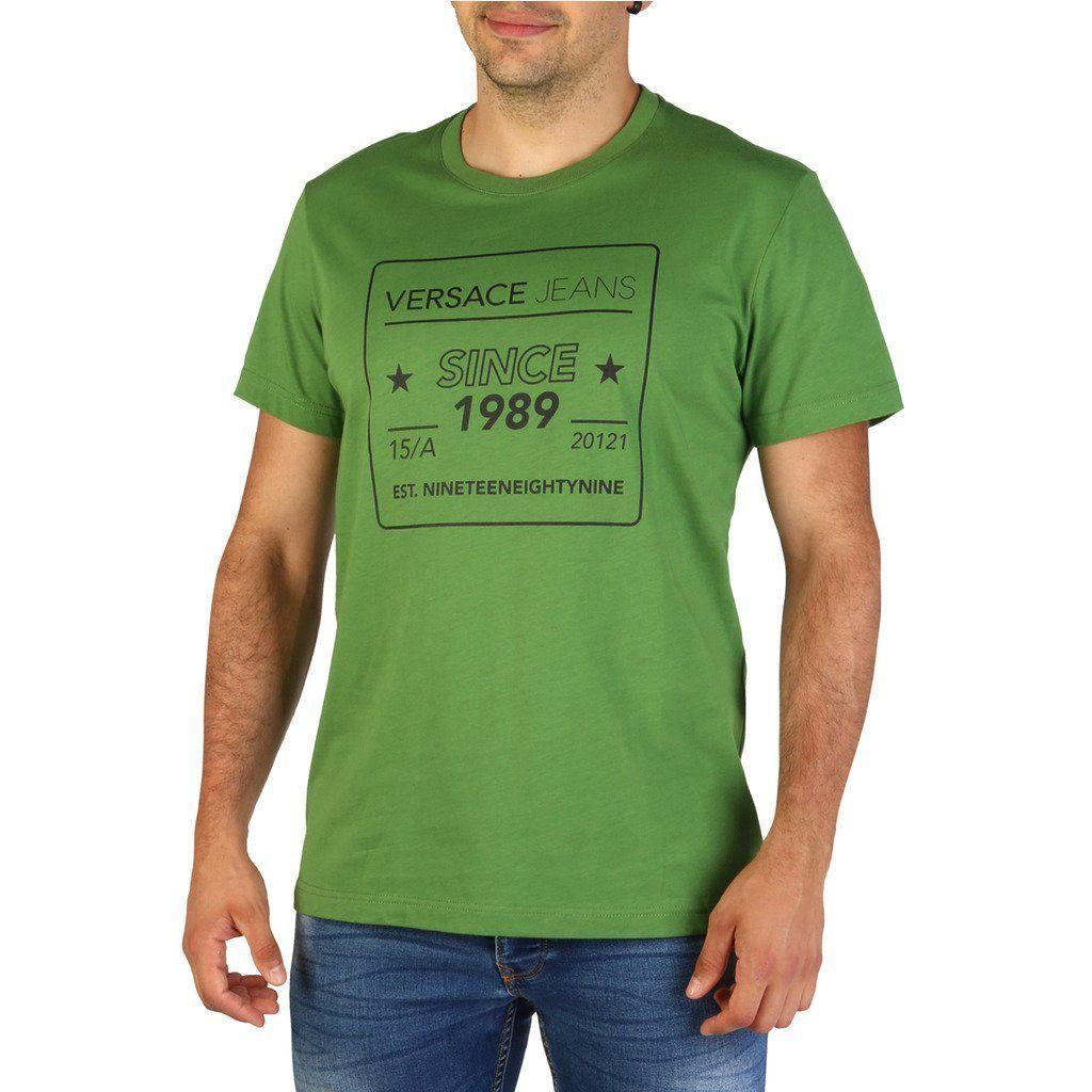 Versace Jeans Original Men S T Shirt 3741758947402 In 2020 Versace Jeans T Shirt Versace