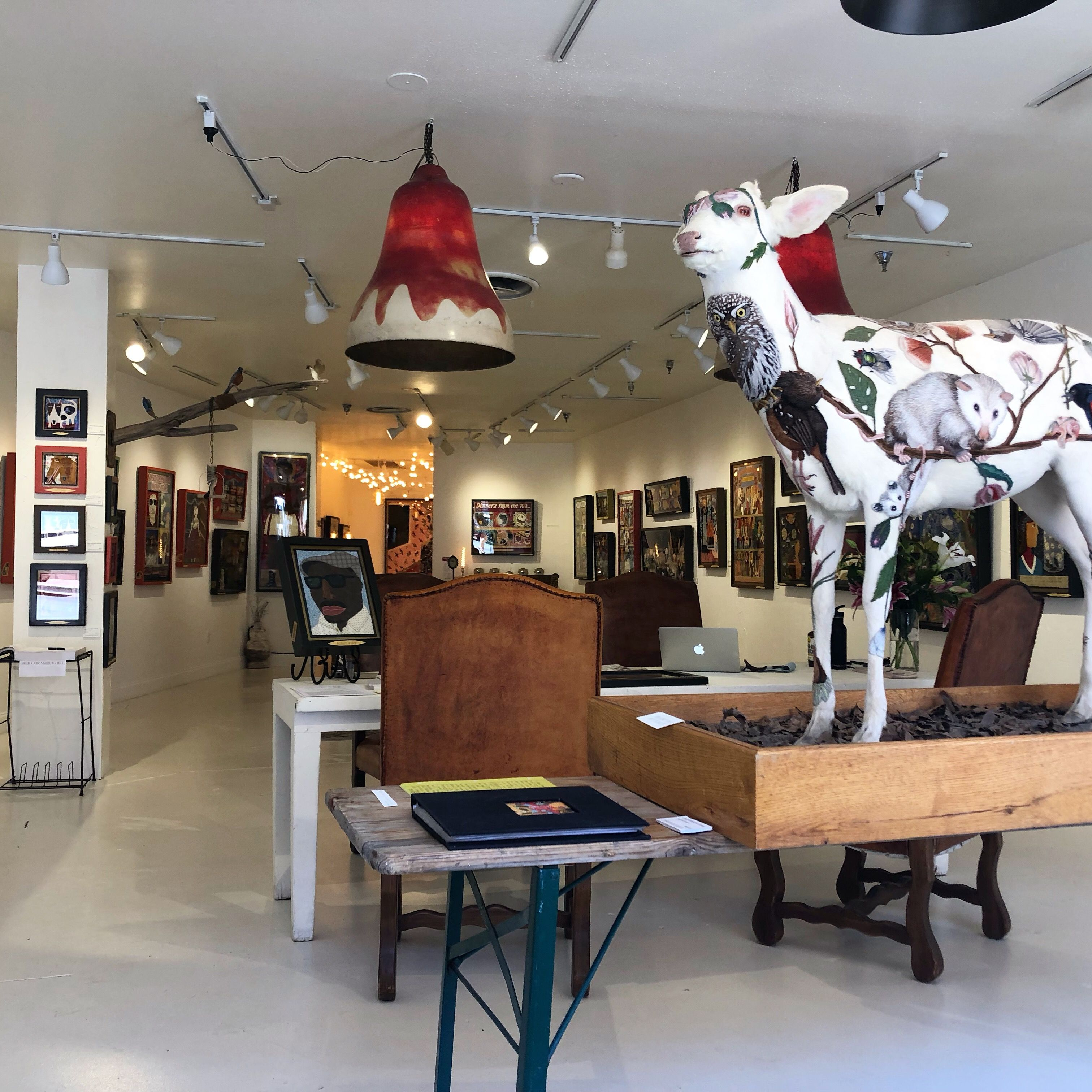 new orleans art galleries magazine street