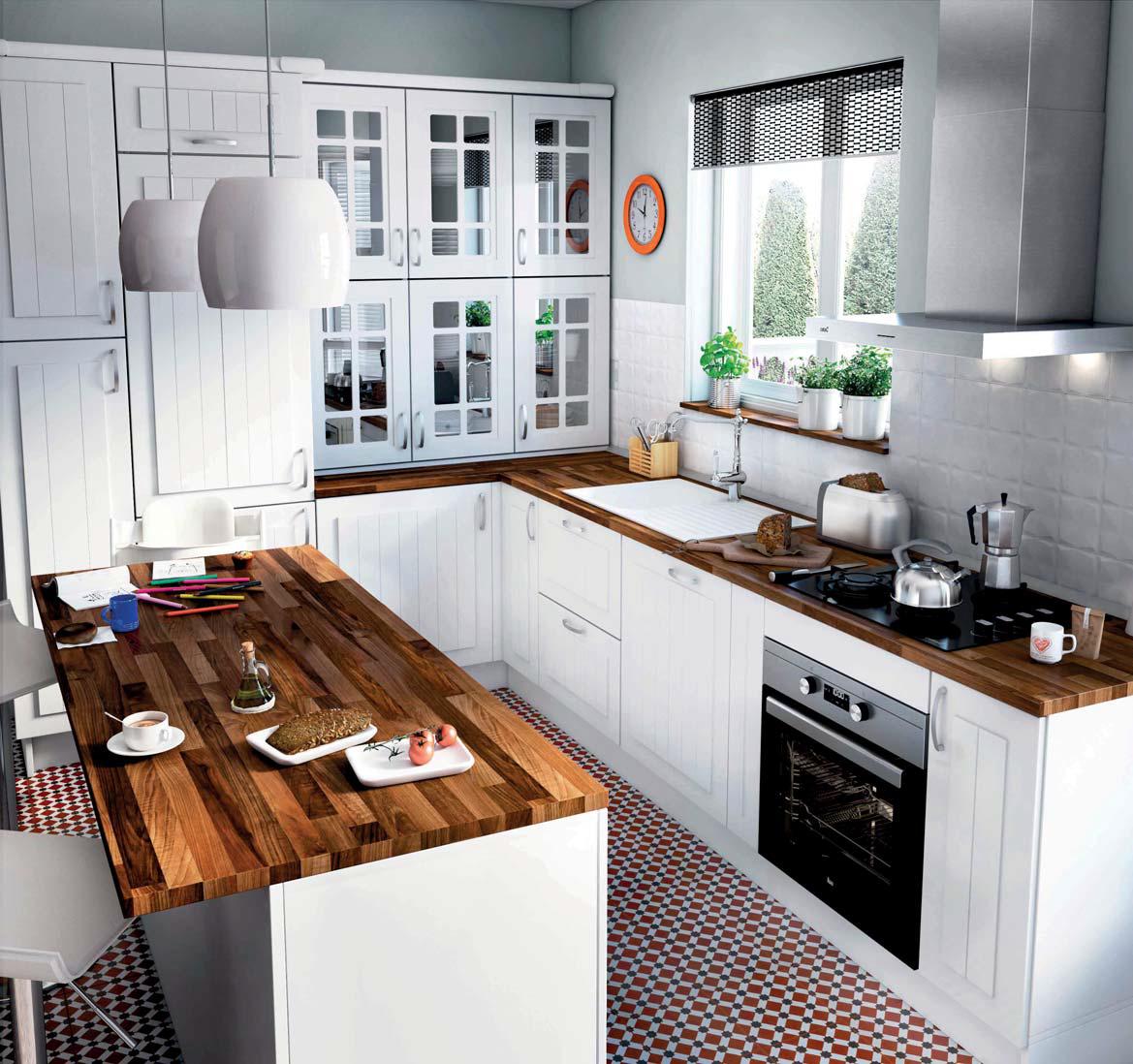 Consejos para reformar tu cocina sin que se pase de moda | Cocinas ...