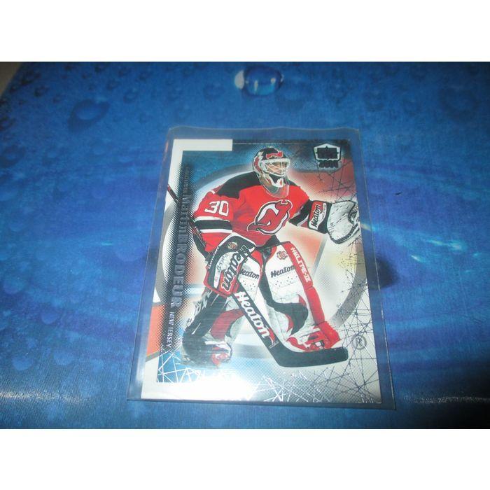Devils 99 00 Dynagon Ice Martin Brodeur 114 New Jersey Devils