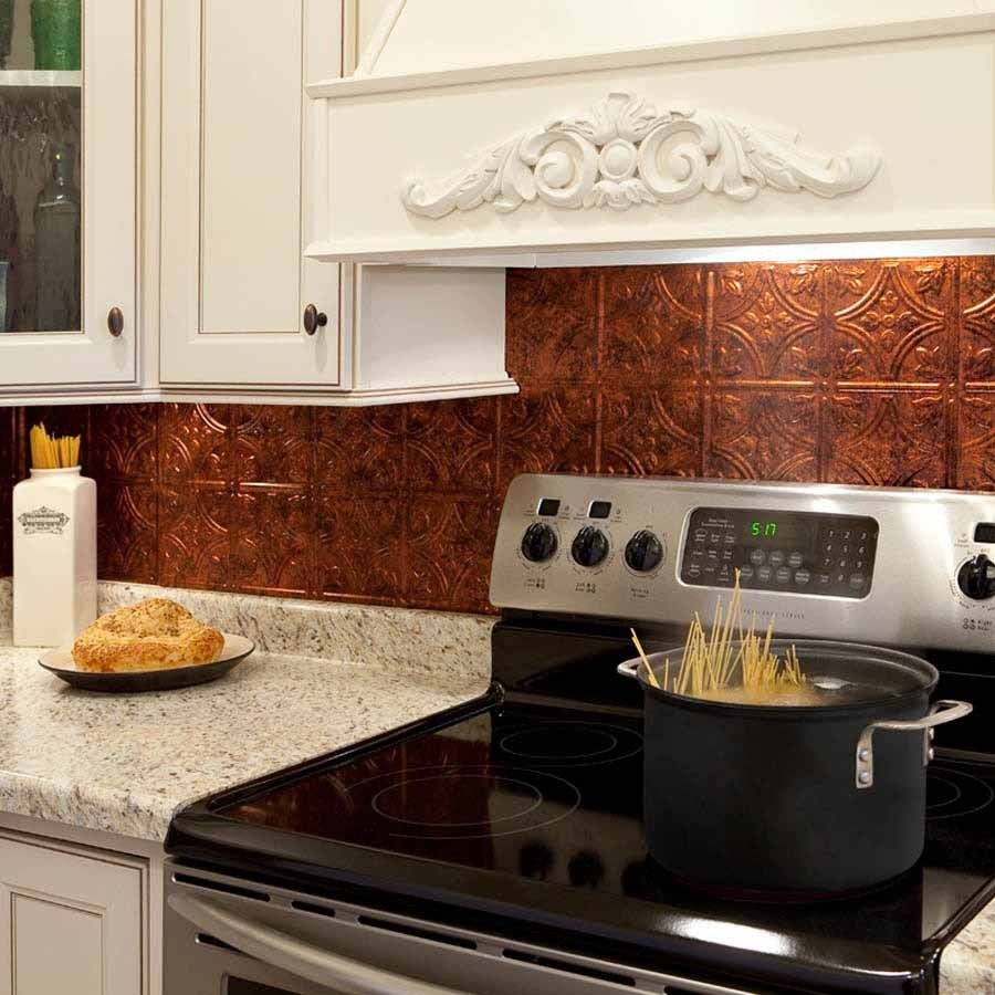 10 Copper Kitchen Backsplash Ideas 2020 So Shiny Kitchen