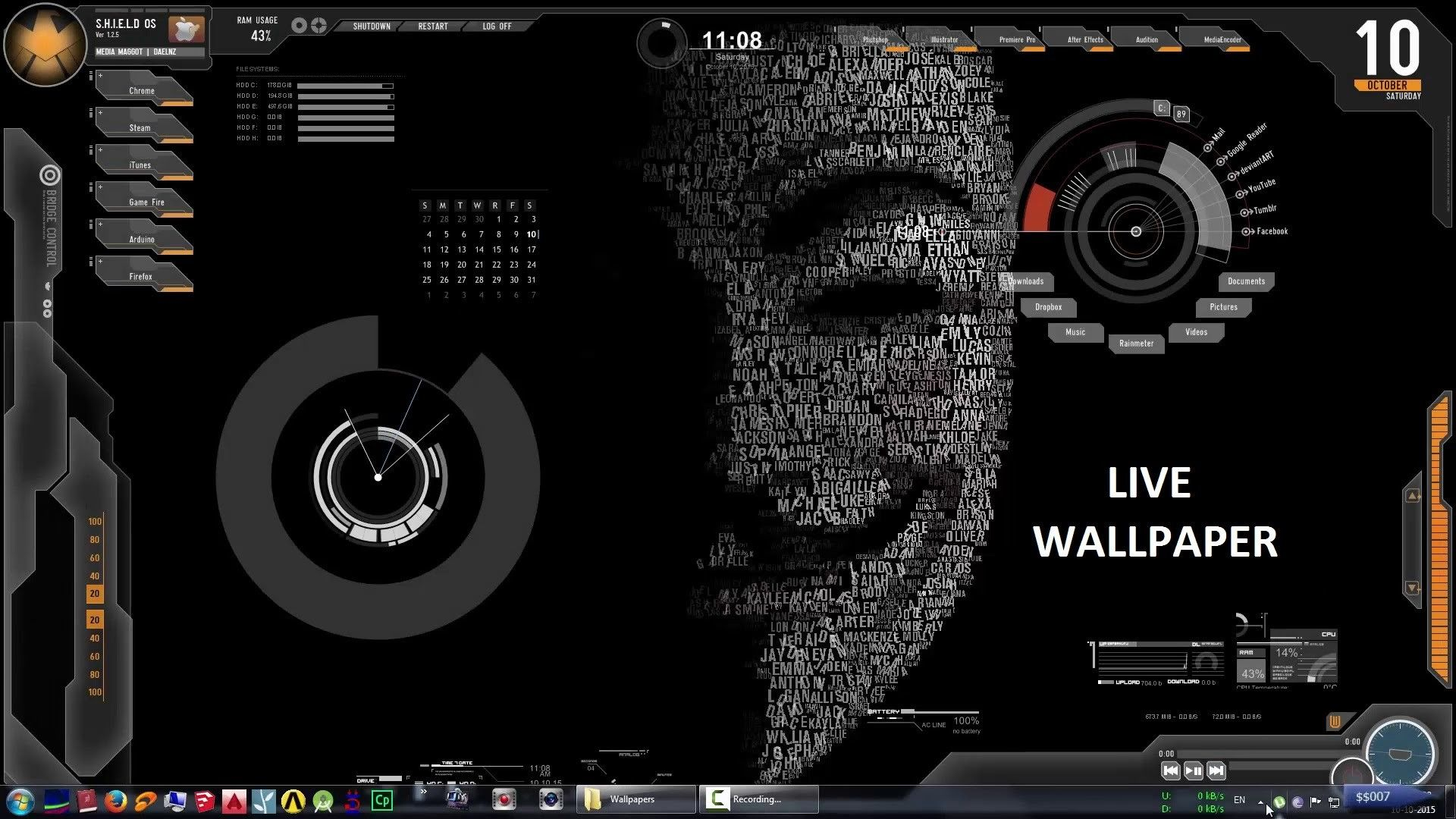 1920x1080 Make your desktop ALIVE with LIVE WALLPAPER