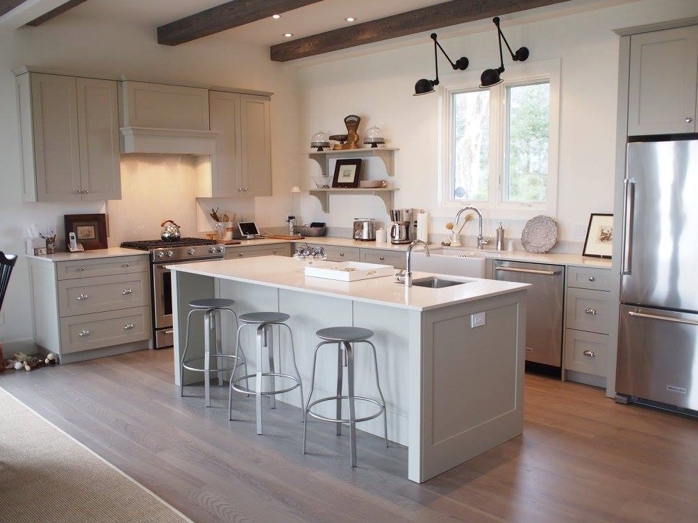 Your Kitchen Is By Far The Most Expensive Space In Home To Renovate Having A Hard Time Living With Those Dated Honey Oak Cabin