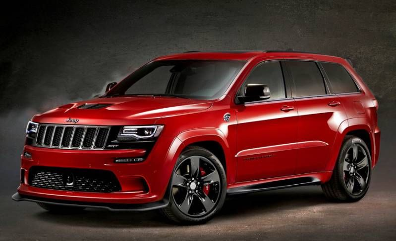 2017 Jeep Grand Cherokee Trackhawk Price Specs Review Jeep Grand Cherokee Srt Jeep Srt8 Jeep Grand Cherokee