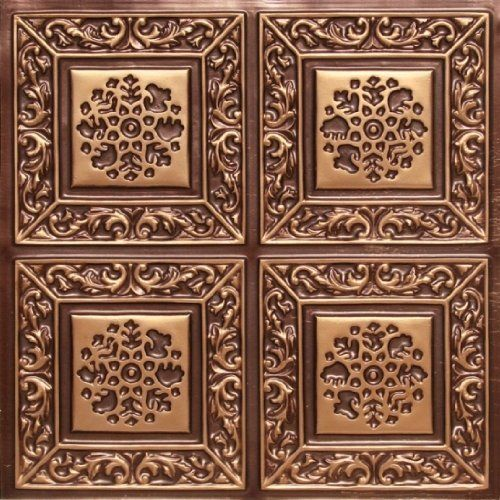 Plastic Decorative Ceiling Tiles Cheap 2X2 Faux Decorative Plastic Ceiling Tiles #203 Antique