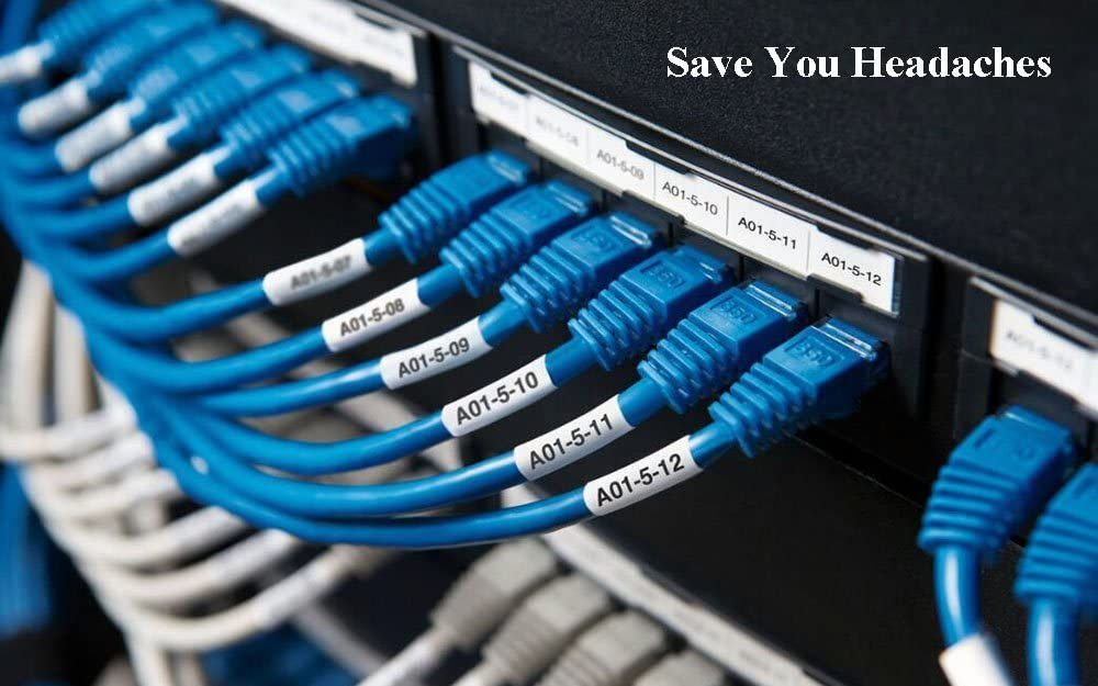 Best Label Maker For Network Cables in 2020 Best label