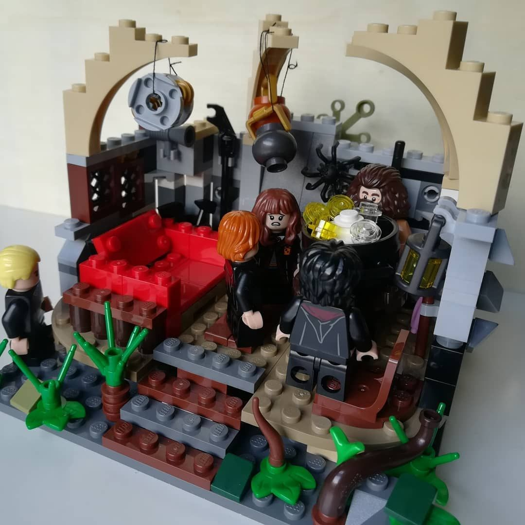 Image May Contain 1 Person Harry Potter Crafts Harry Potter Room Lego Harry Potter
