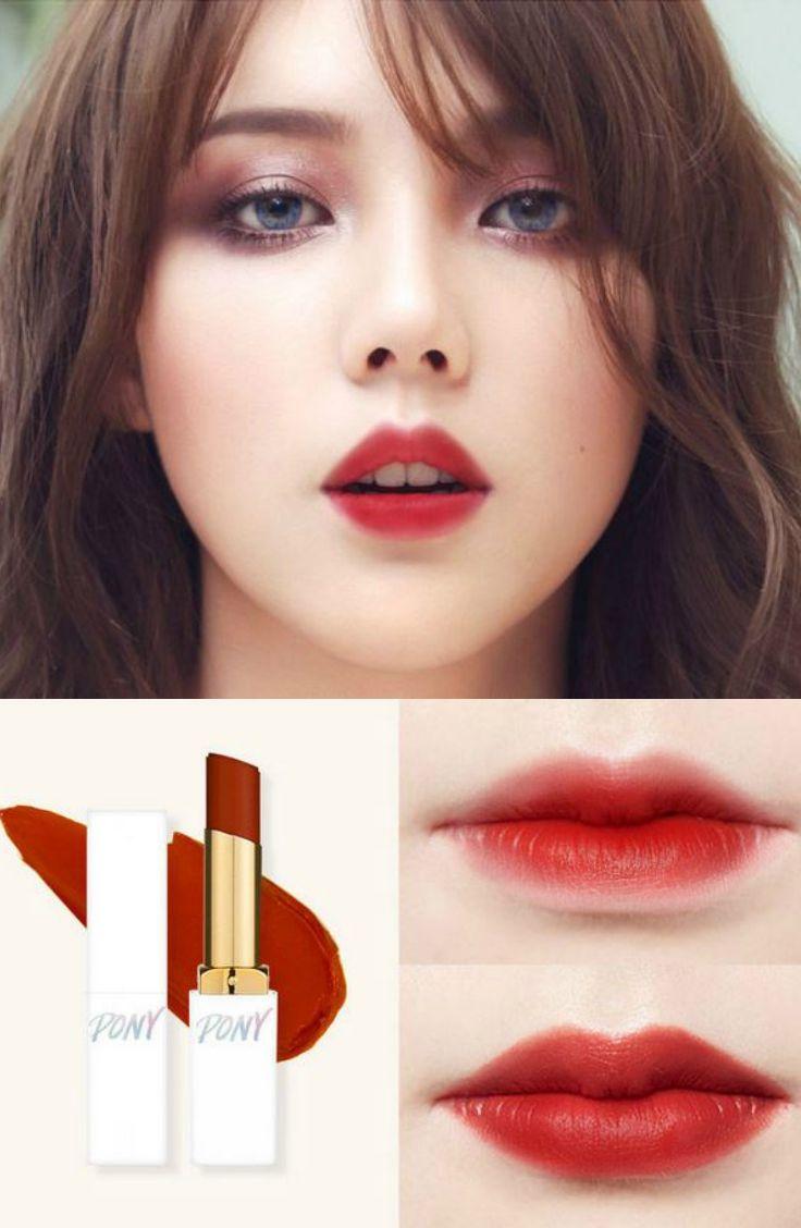 Memebox Pony Blossom Lipstick 3 Colors Koreanbeauty