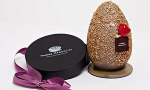 Luxury Easter Egg....Selfridges Pierre Marcolini Dark Chocolate 500g, £43