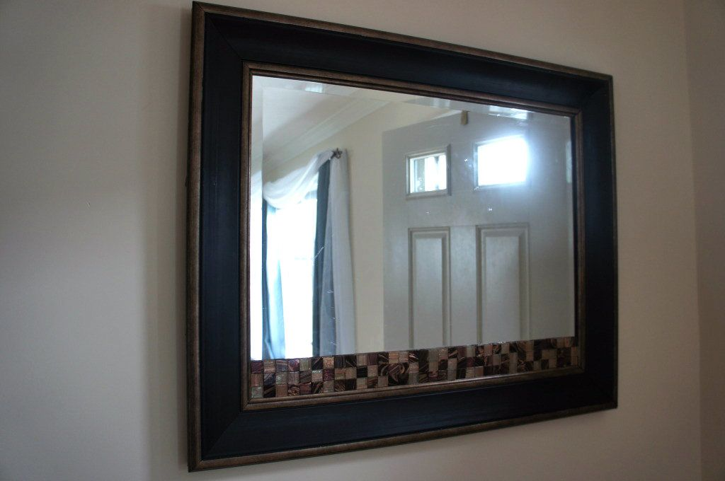 Broken Mirror Diy, How To Repair Broken Mirror