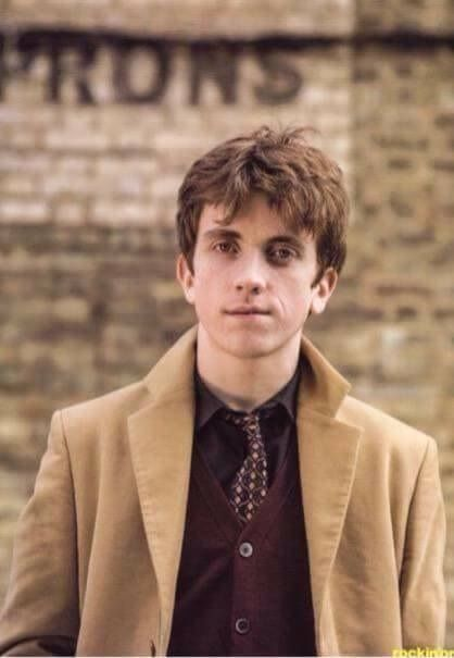 handsome chap -Peter O'Hanlon of The Strypes :)