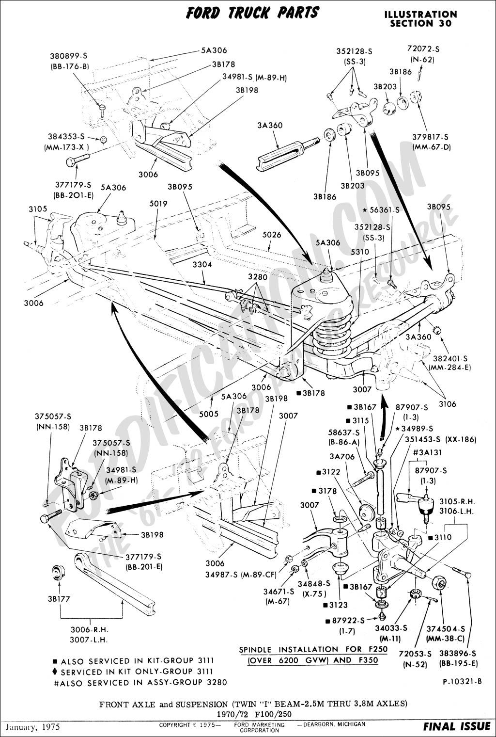 Ford E 150 Parts Diagram : parts, diagram, Truck, Technical, Schematics, Section, Front, Emblies, Suspensions, F150,, Ford,