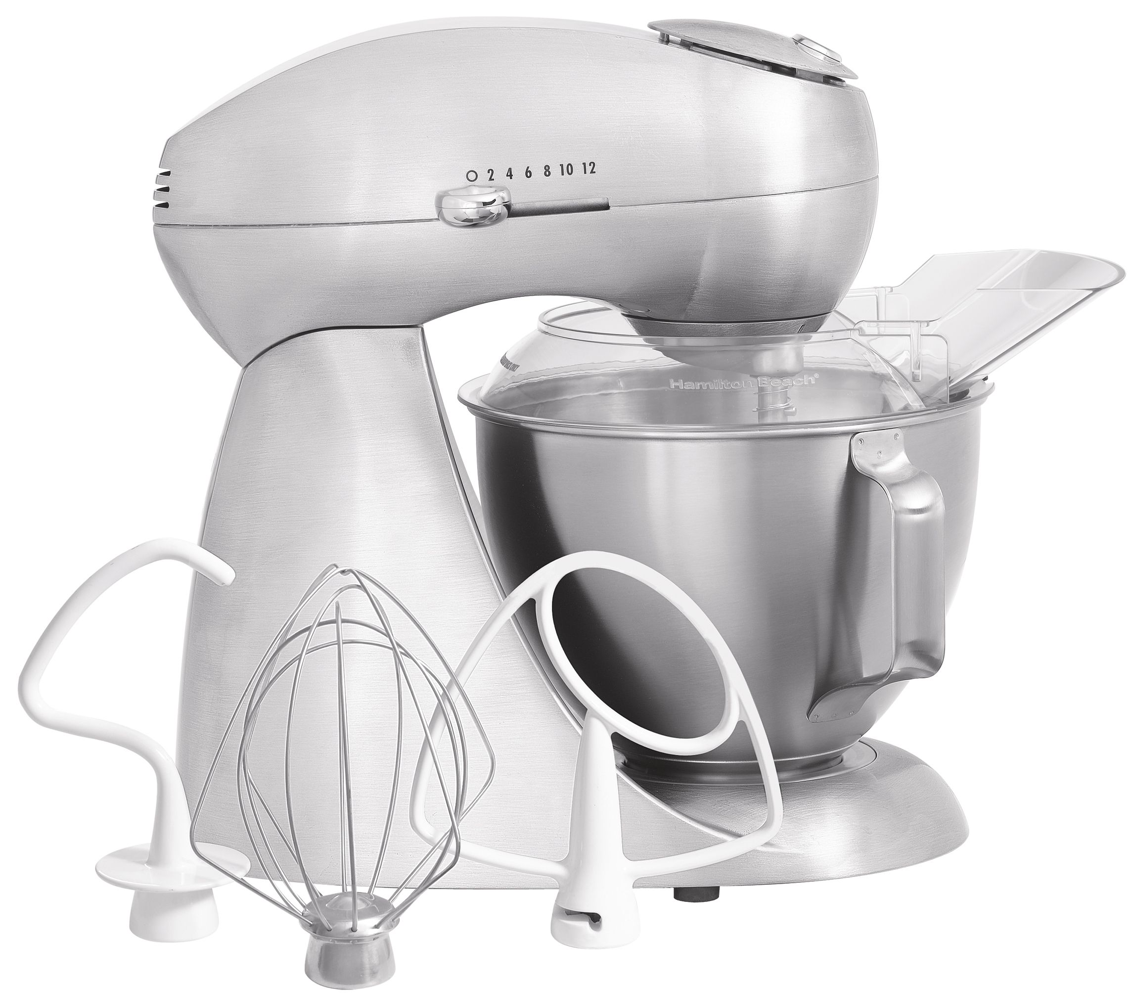 Küchengeräte Premiere Hamilton Beach Eclectrics 12 Speed Stand Mixer 63221 63220