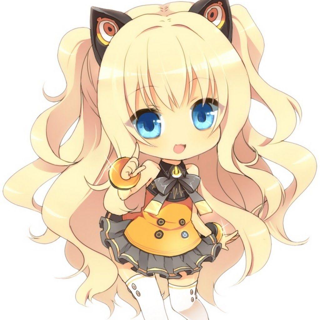 Znalezione obrazy dla zapytania Anime chibi (With images