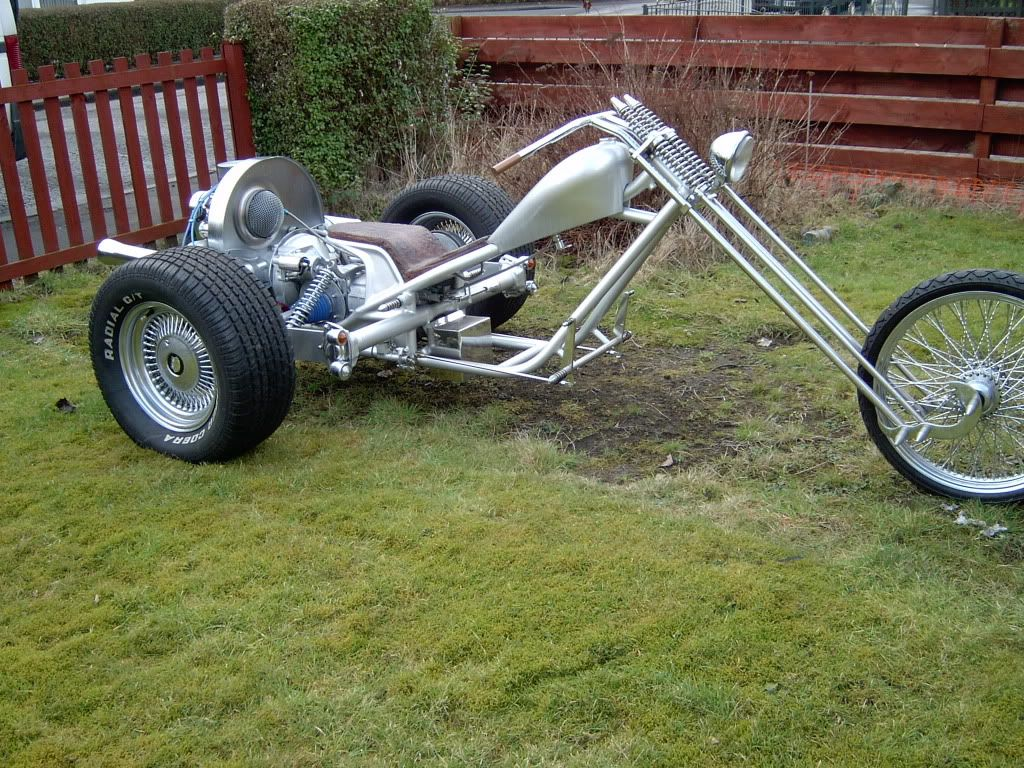 He doesnt like vw trikes but image of custom vw trikes vw trikes pinterest custom trikes choppers and wheels