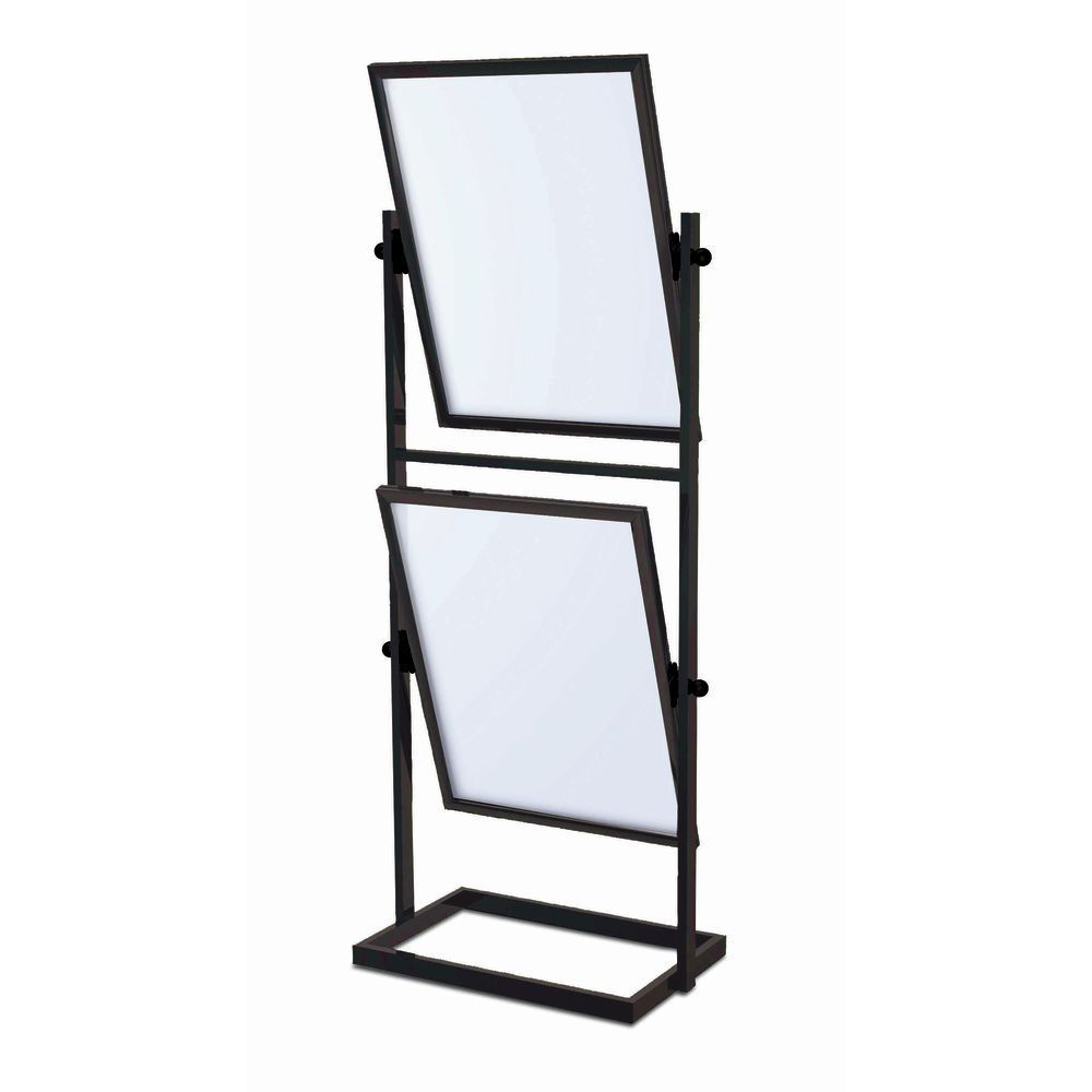 Sign Holder Stand With Aluminum Base Sign Holder Library Signs