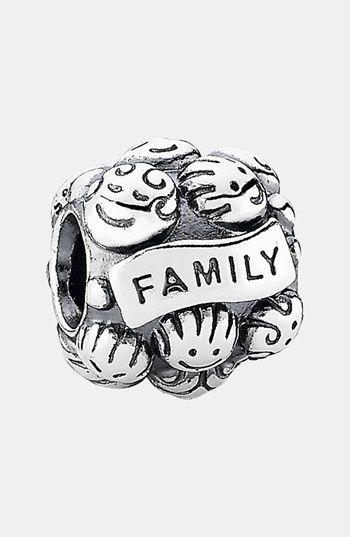abalorios pandora i love family
