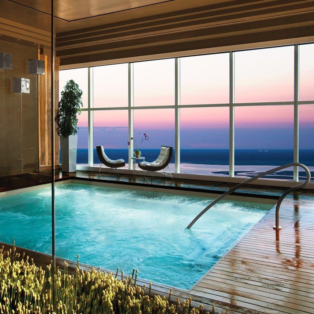 The Water Club Atlantic City Nj Jetsetter Outdoor Spa Atlantic City Atlantic City Hotels