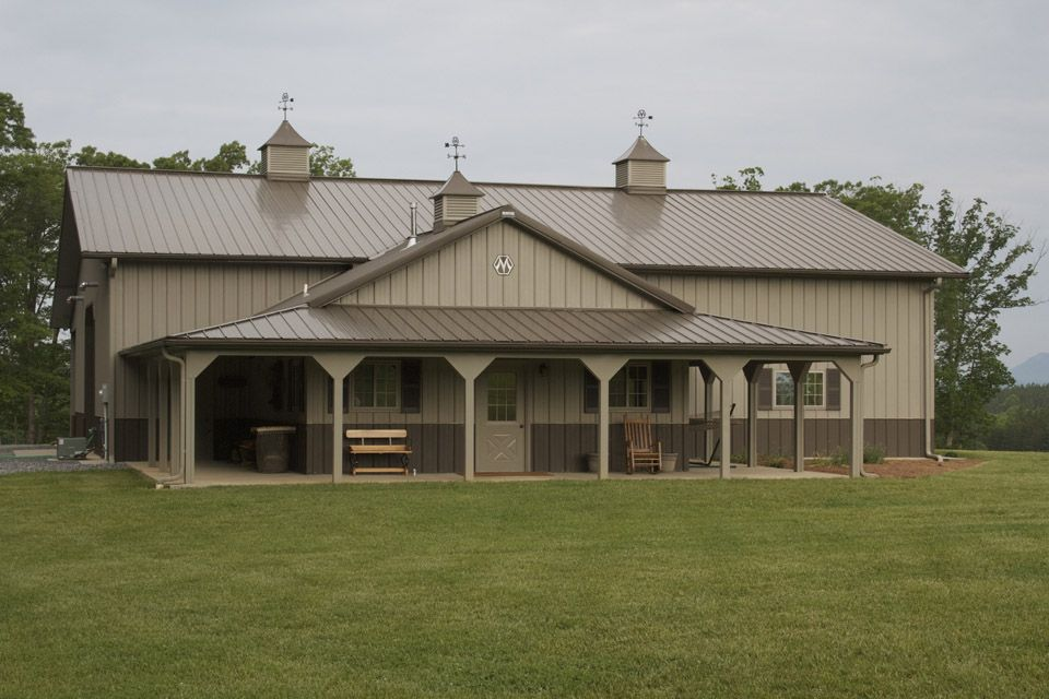 Morton buildings hobby building in north carolina hobby for How to build pole barn house
