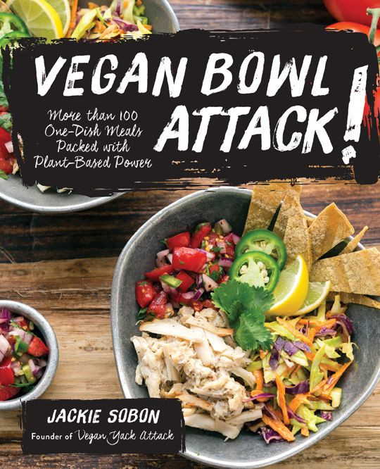 Vegan breakfast bowls are just the beginning! I'm excited to provide a peek at Jackie Sobon's new cookbook Vegan Bowl Attack! and share one…