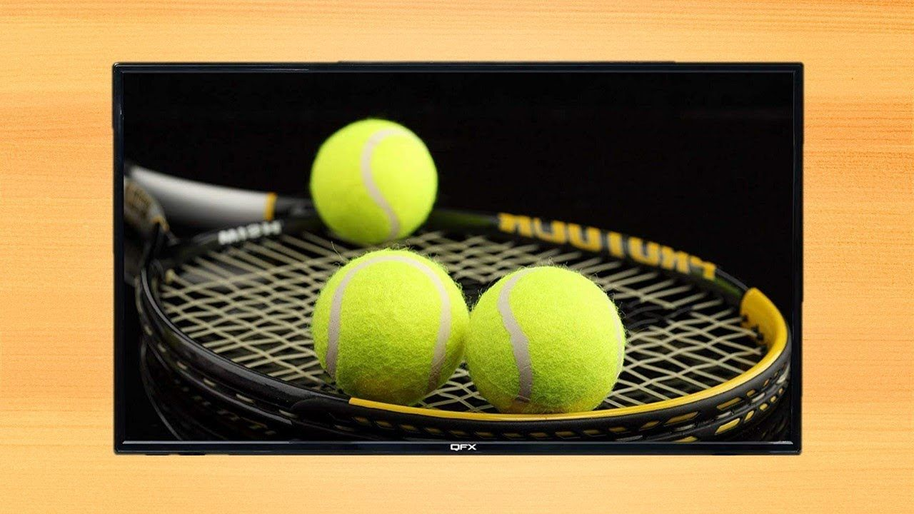 Qfx 40 Inch Hd Led Tv Ql4010 Tennis Wallpaper Tennis Tennis Live