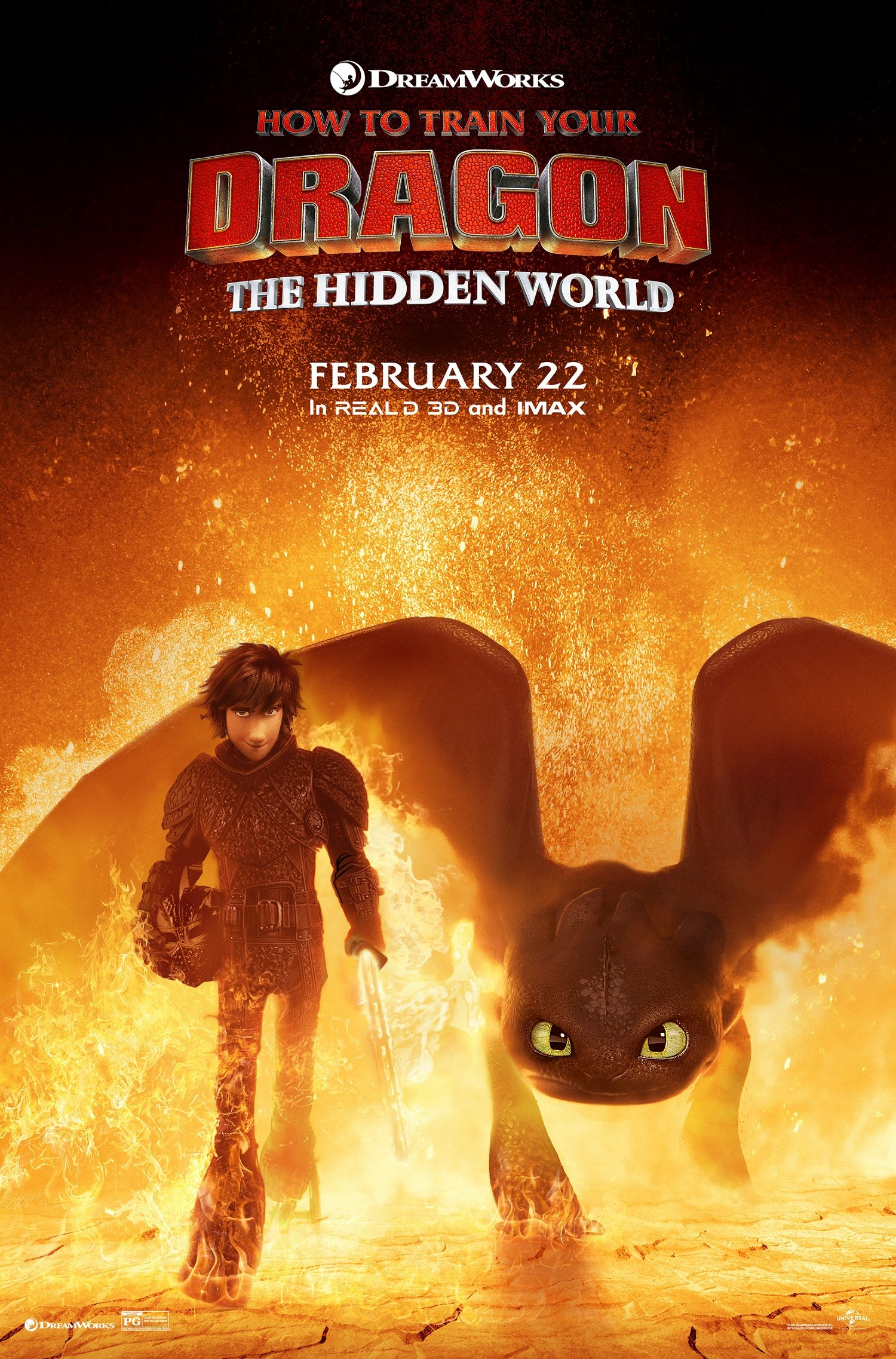 how to train your dragon toys the hidden world
