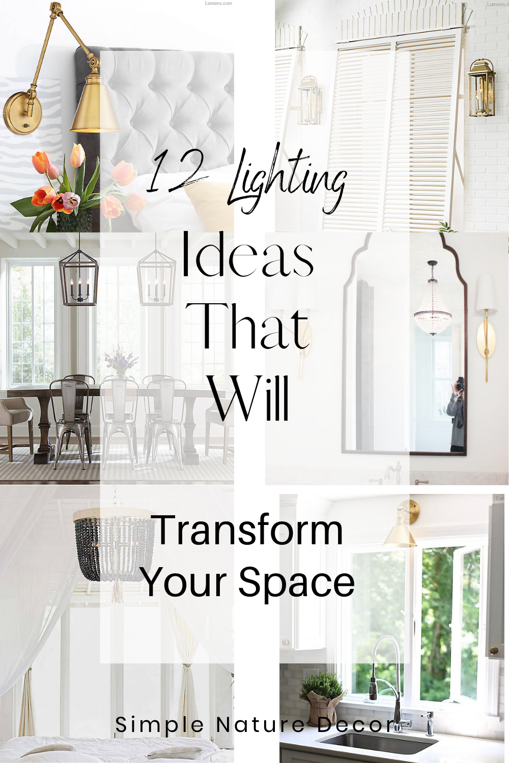 12 Lighting Fixtures that You will Love