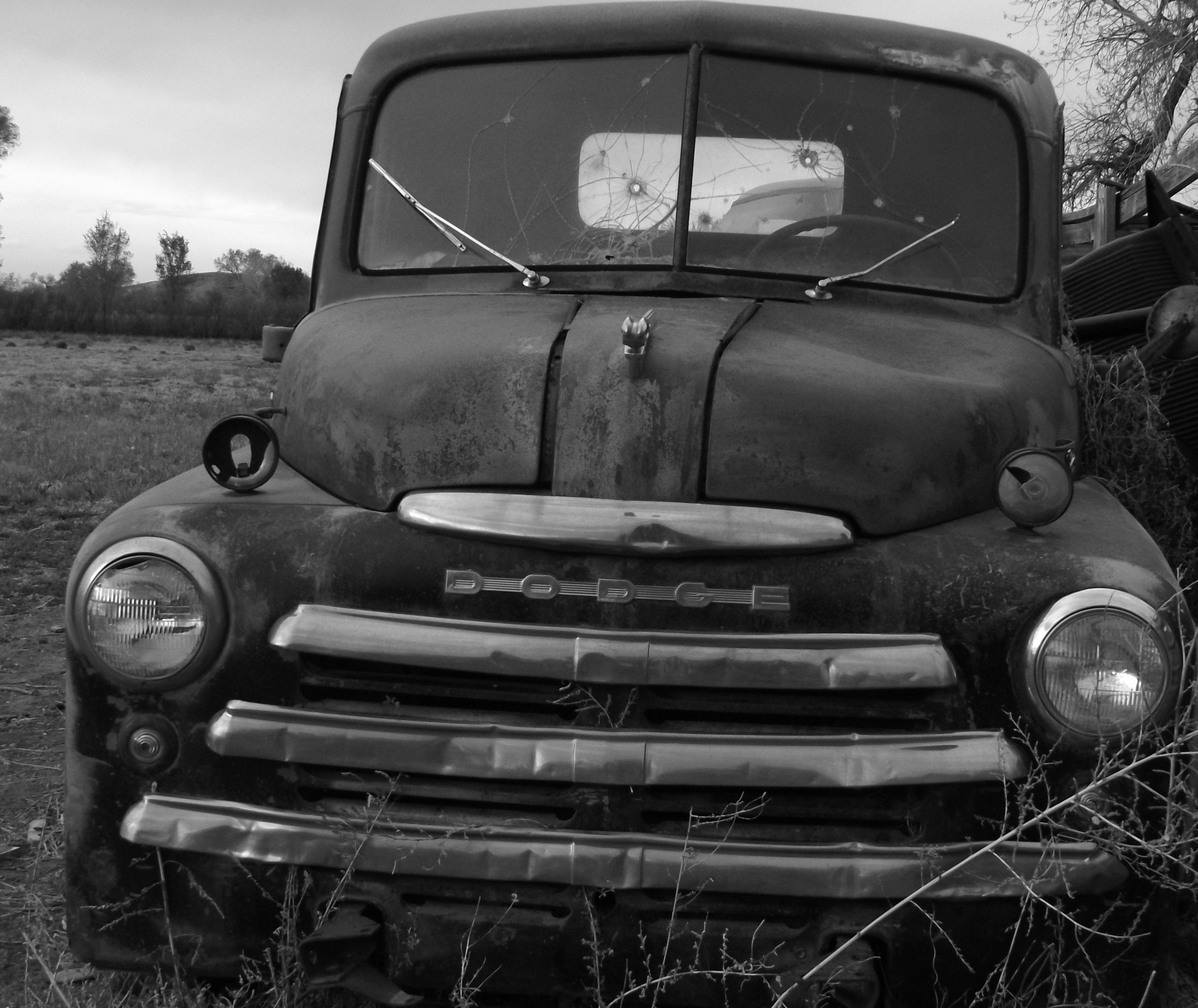 old Dodge truck photo print 5 x 7 | corinne art work | Pinterest