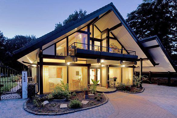 Ein Haus Wie Ein Massanzug Die Traditionelle Holzstanderbauweise