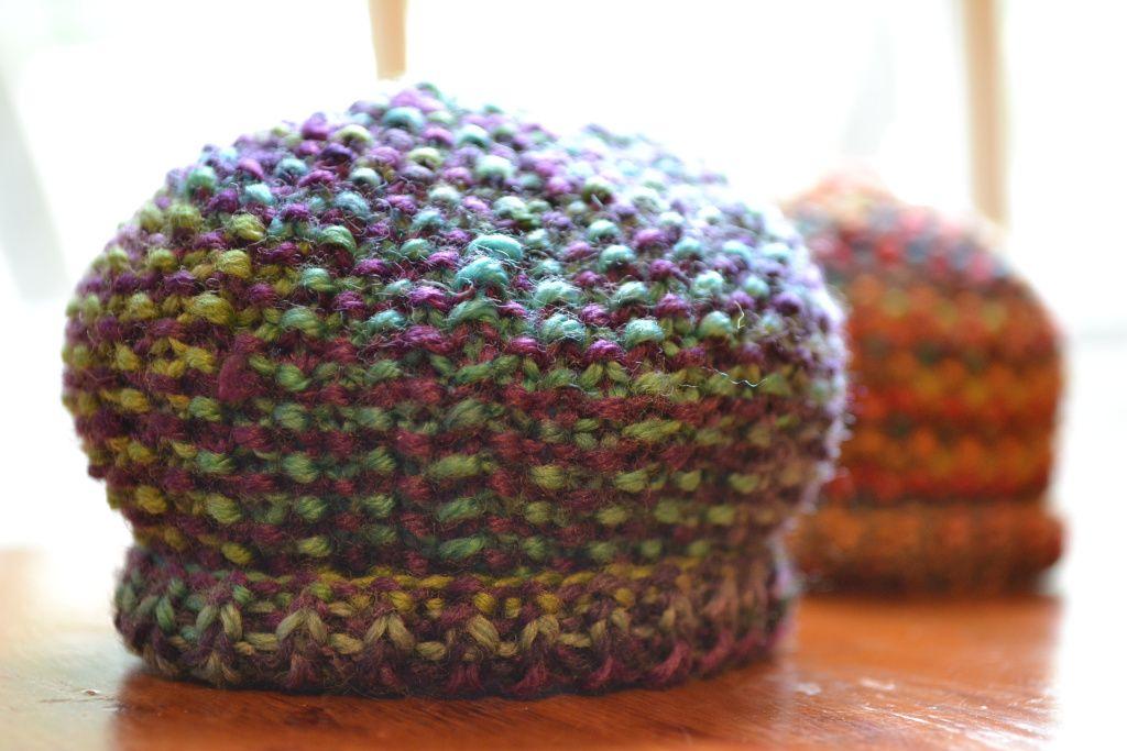 Photo of Hand-Painted Preemie Hat