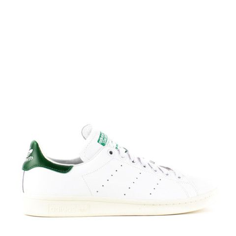 big sale 3456f 5caa1 ADIDAS ORIGINALS STAN SMITH WHITE GREEN CLASSIC LEATHER B24364   Solestop.com