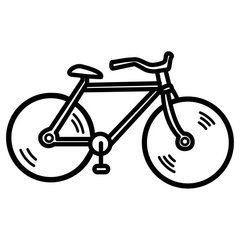 Biciclette 3 Disegni Per Bambini Da Colorare Cucito Disegno Per