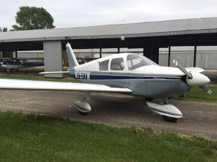 1964 Piper Pa 28 180 Cherokee 180 For Sale In 3i7 Oh United States