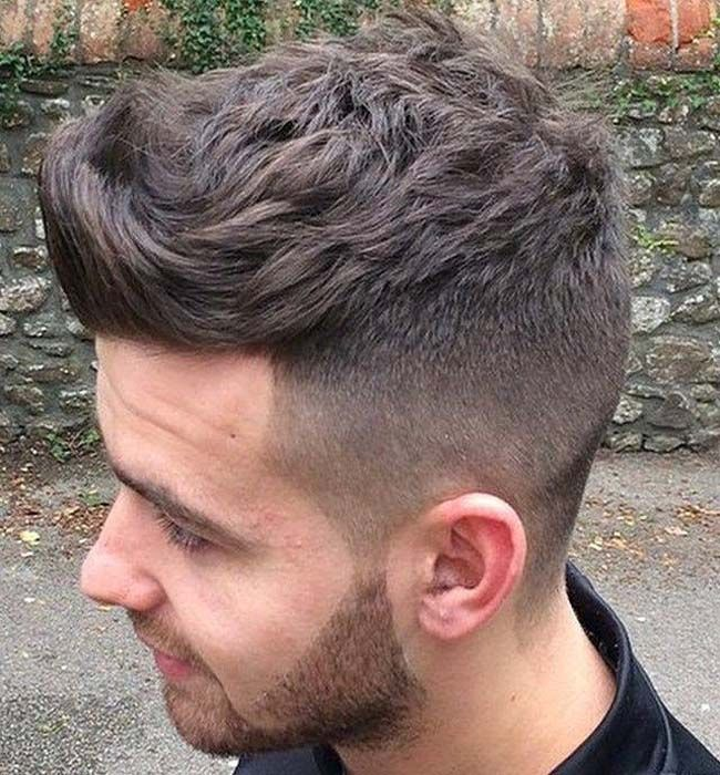 Urban hairstyle look | Men s\' hairstyles | Wavy hair men, Hair ...
