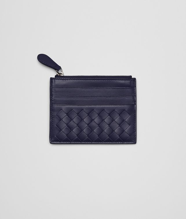 Atlantic Intrecciato Nappa Card Case Women S Bottega Veneta Mini Wallet Or Coin Purse Shop At The Official Online St Mini Wallet Bottega Veneta Coin Purse