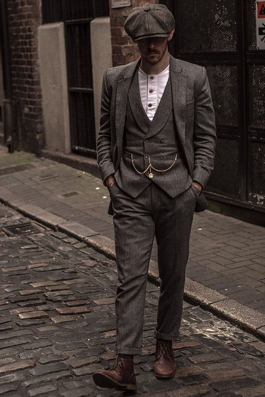 Damien Broderick | Hipster mens fashion, 1920s mens fashion, Mens ...