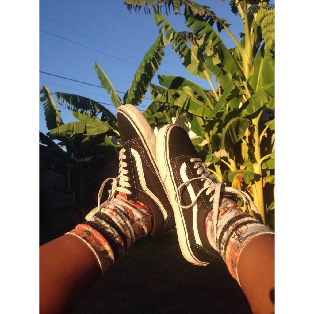 3112871c51c7c8 Stance Socks and Vans