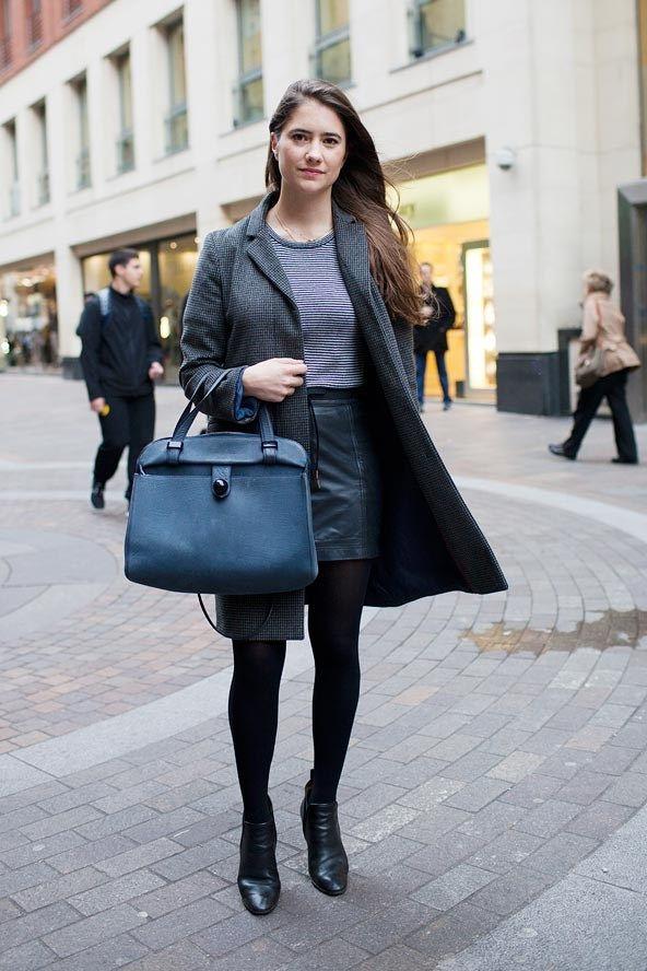 Street Style Photoblog Fashion Trends France