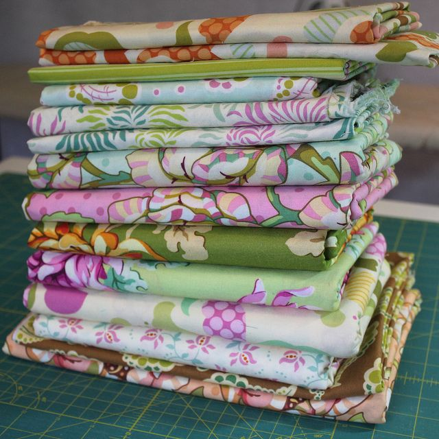Freshcut Stash - Heather Bailey fabrics
