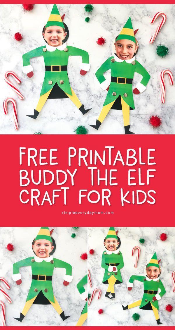 18+ Preschool christmas crafts printable ideas