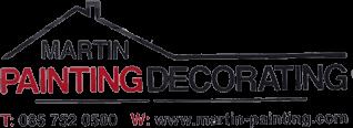 Martin Painting Decorating (Footer Logo)