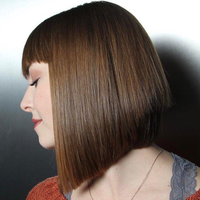 Bob Hair Undercut | Bob hairstyles, Braided hairstyles easy, Short hai