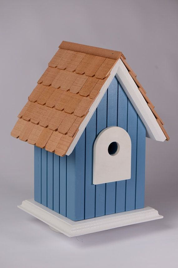 Best Hand Craftedsolid Wood Birdhouse With Cedar By 400 x 300