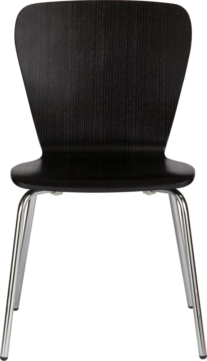 Felix Espresso Side Chair Crate And Barrel 179 Side Chairs Chair Modern Dining Chairs [ 1393 x 800 Pixel ]